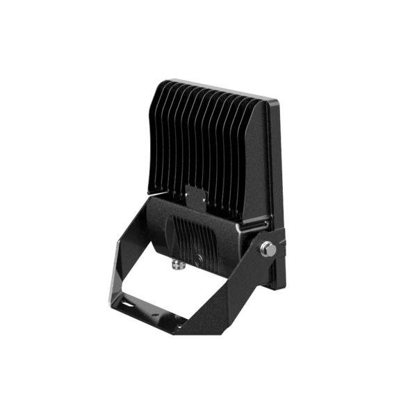 Columbus 150w LED Floodlight - angle shot - SAL Commercial