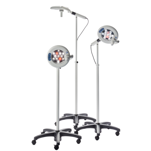 Anti-Microbial - Trolley mount Brandon Medical Astralite Minor surgical/minor procedure light  | © SAL Commercial Pty Ltd